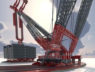 Biggest Crane In The World
