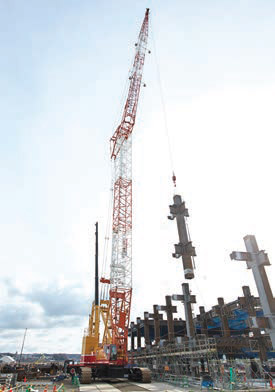 Strong global presence - Cranes Today
