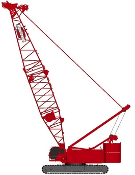 Manitowoc replaces 4100W - Cranes Today
