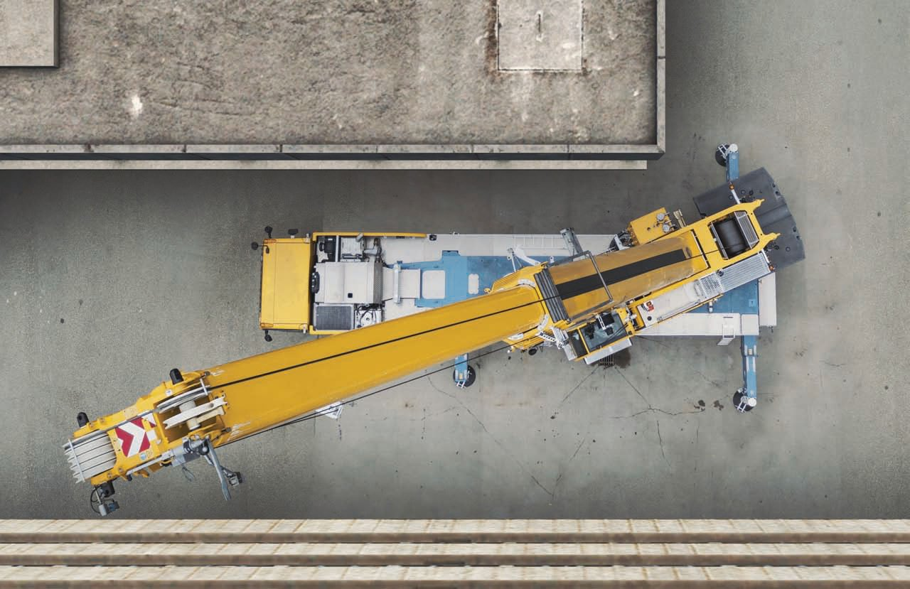 Dorable Terex Cranes Wire Rope Reeving Festooning - Everything You ...