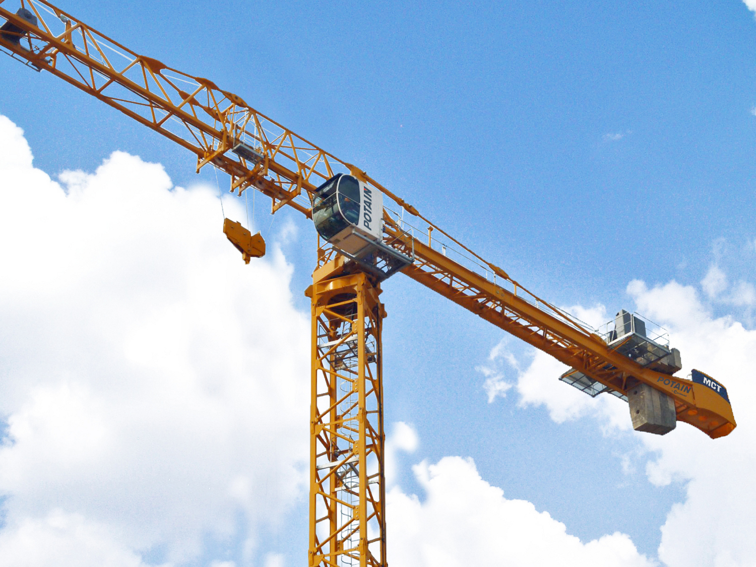 Tower Crane : Latest cranes industry news today
