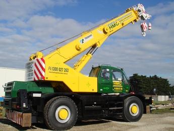 50t Tadano crane in the Hungtingdale Cranes fleet - Image - Cranes Today